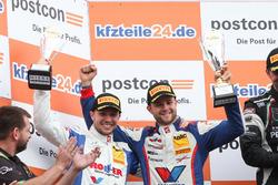Podium: 2. #77 Callaway Competition, Corvette C7 GT3-R: Jules Gounon, Daniel Keilwitz