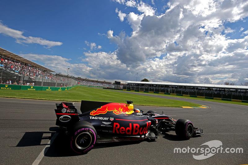 15. Даниэль Риккардо, Red Bull Racing RB13