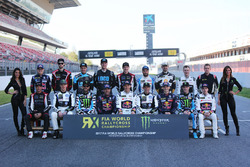 All drivers 2017
