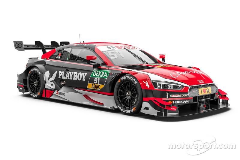 #51: Nico Müller, Audi Sport Team Abt Sportsline, Audi RS 5 DTM