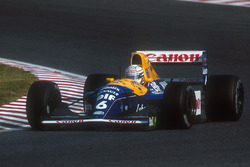 Riccardo Patrese, Williams FW14B Renault