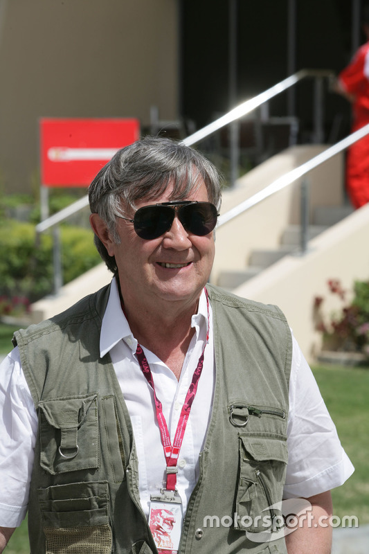 Walter Wolf, Former F1 Team Owner