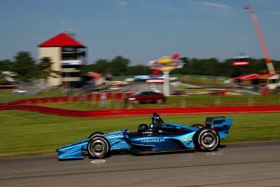 Tes IndyCar 2018 Mid-Ohio