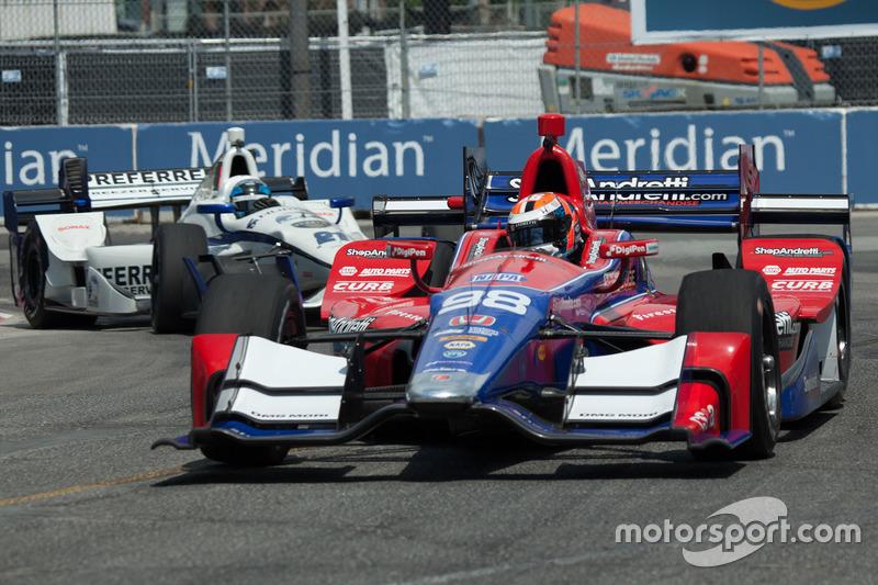 Alexander Rossi, Andretti Herta Autosport with Curb-Agajanian Honda