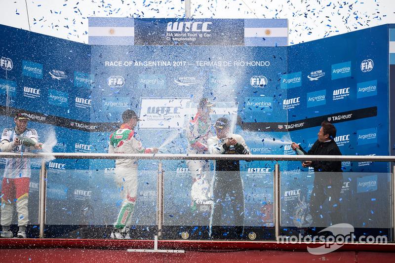 Норберт Міхеліс, Honda Racing Team JAS, Тьягу Монтейру, Honda Racing Team JAS, Тед Бйорк, Polestar C