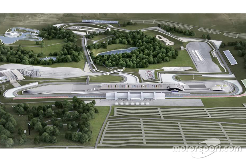 Hungaroring layout