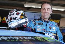 Ryan Blaney, Wood Brothers Racing, Kevin Harvick, Stewart-Haas Racing Ford