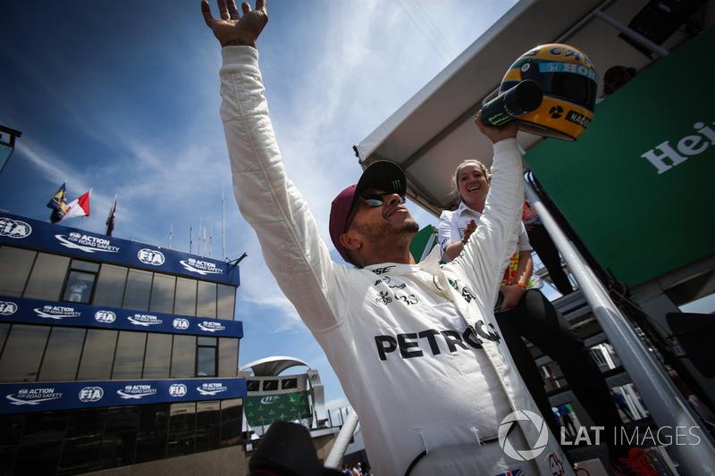 Льюис Хэмилтон, Mercedes AMG F1