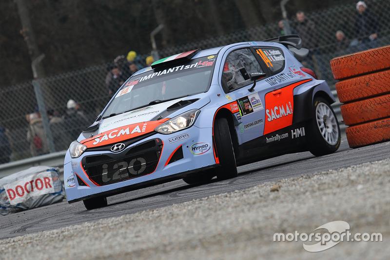 Luigi Fontana, Roberto Mometti, Hyundai i20