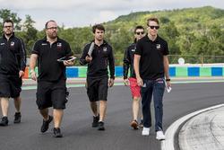 Louis Deletraz, Racing Engineering and Gustav Malja, Racing Engineering