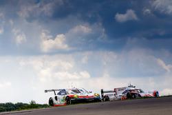 #92 Porsche Team Porsche 911 RSR: Michael Christensen, Kevin Estre, #2 Porsche Team Porsche 919 Hybrid: Timo Bernhard, Earl Bamber, Brendon Hartley