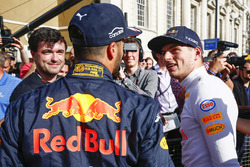Daniel Ricciardo, Red Bull Racing, Max Verstappen, Red Bull