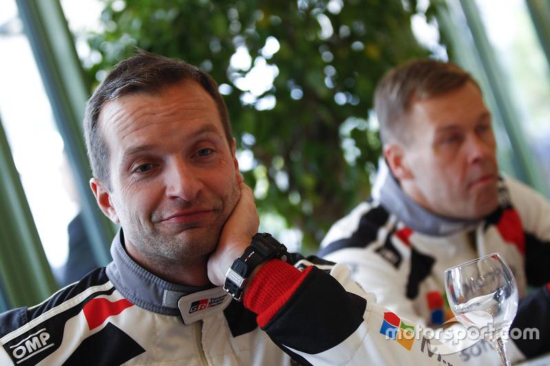 Juho Hänninen,Toyota Racing
