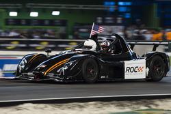 Travis Pastrana, driving the Radical SR3 RSX on track