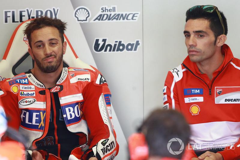 Andrea Dovizioso, Ducati Team, Pirro