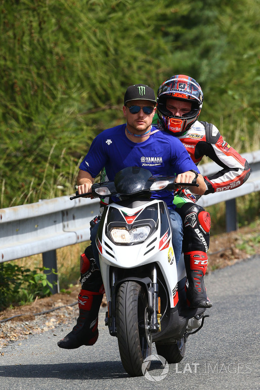 Алекс і Сем Лоус, Aprilia Racing Team Gresini