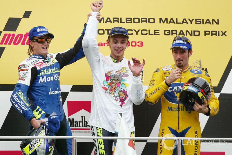 #31 GP della Malesia 2003