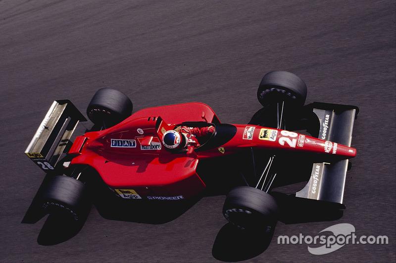 1991 : Ferrari F1-91B (ou Ferrari 643)