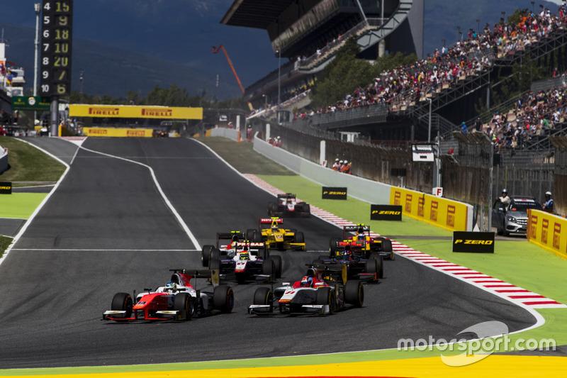 Sergio Sette Camara, MP Motorsport, Ralph Boschung, Campos Racing