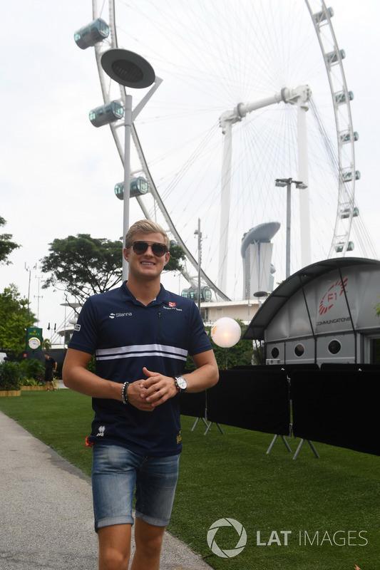 Marcus Ericsson, Sauber