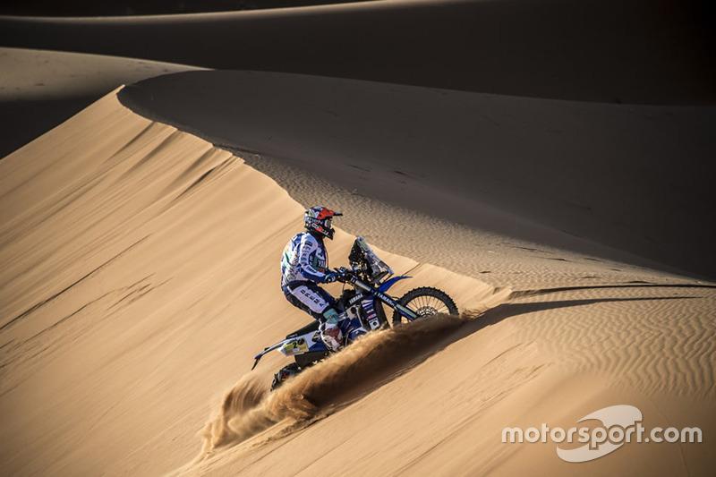 7. #2 Yamaha: Alessandro Botturi