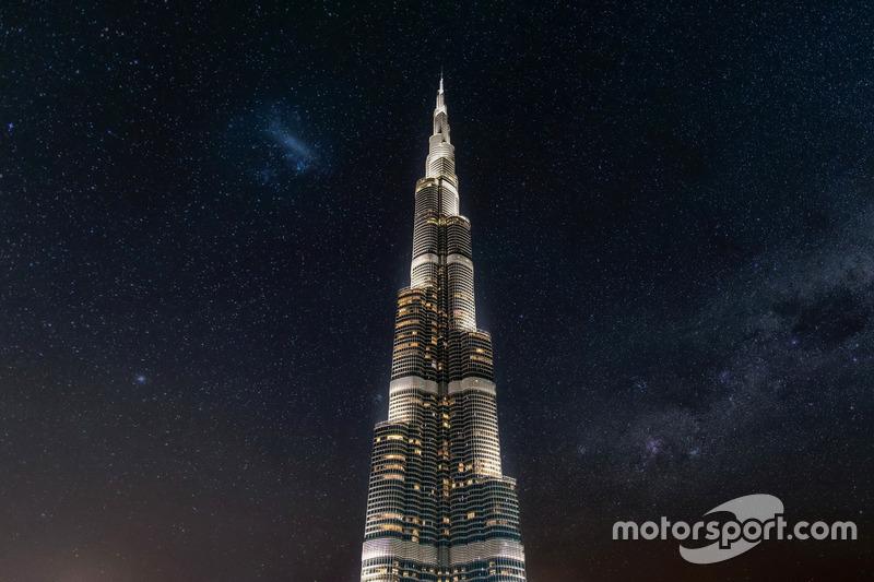 Atmosphäre, Dubai