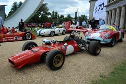 Derek Bell Ferrari Dino F2