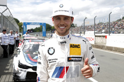 Pole para Tom Blomqvist, BMW Team RBM, BMW M4 DTM