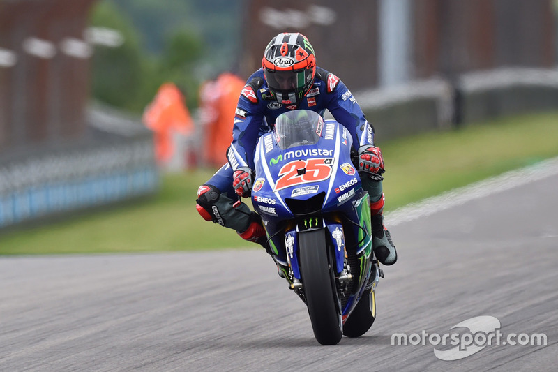 2. Maverick Viñales, Yamaha Factory Racing