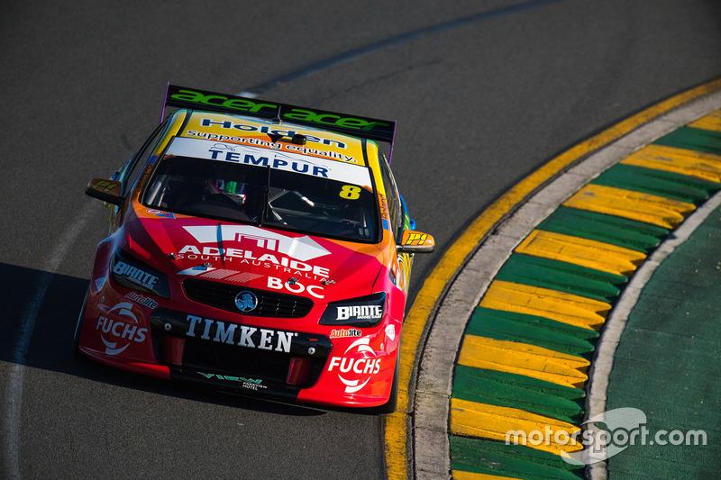 #8: Nick Percat, Brad Jones Racing, Holden