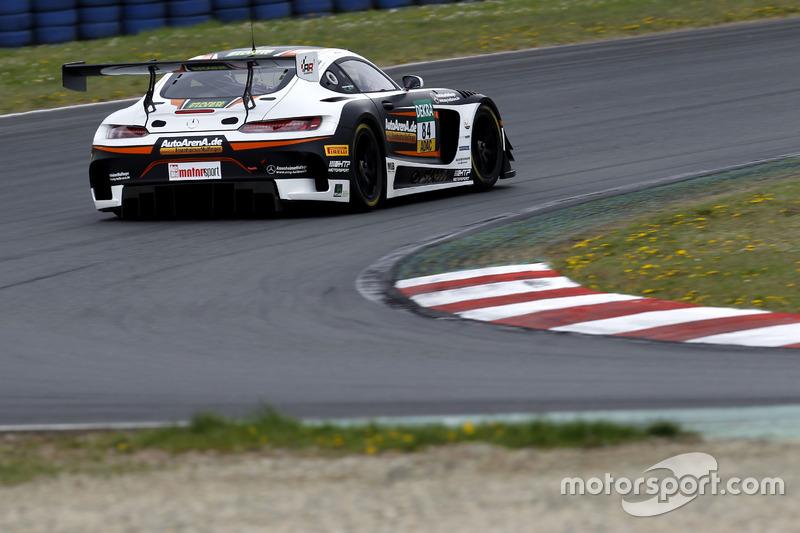 #84 Mercedes-AMG Team HTP Motorsport, Mercedes-AMG GT3: Patrick Assenheimer, Maximilian Götz