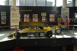 Formel-Ford-2000-Auto von Ayrton Senna aus der Saison 1982