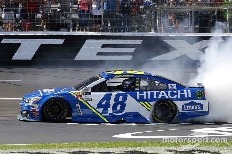 Fort Worth (Texas): Jimmie Johnson (Hendrick-Chevrolet)