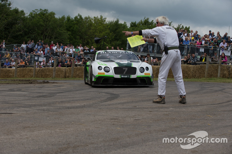 Bentley Continental GT3 - David Brabham