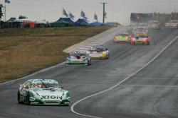 Agustin Canapino, Jet Racing Chevrolet, Gaston Mazzacane, Coiro Dole Racing Chevrolet, Josito di Pal