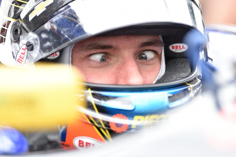 Matt Brabham mit Augenfehler