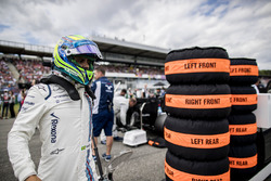 Felipe Massa, Williams en la parrilla