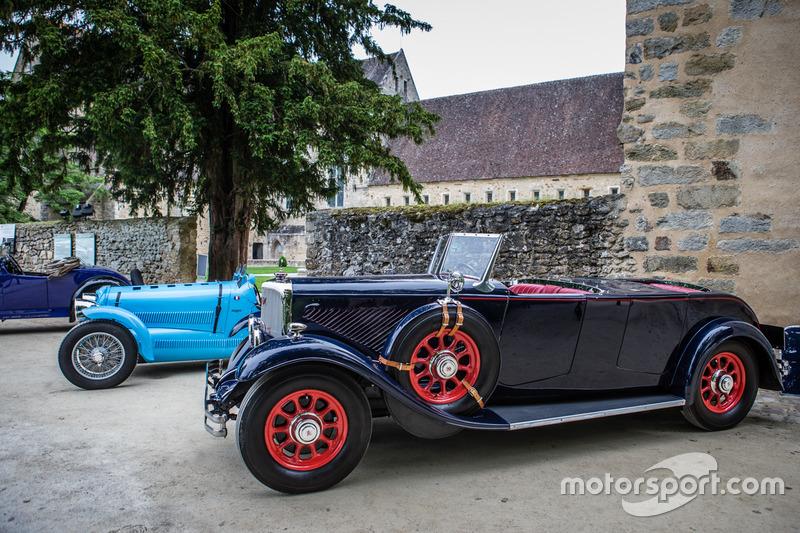 Classic Grand Tour: Panhard & Levassor