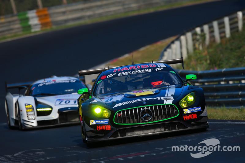 Uwe Alzen, Lance David Arnold, Mercedes-AMG GT3