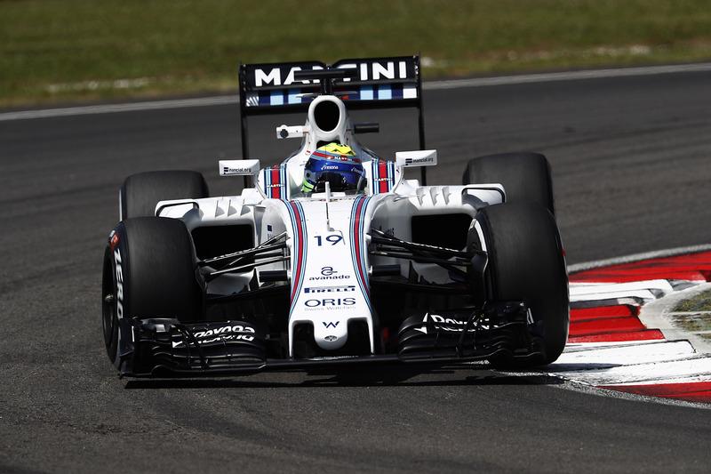 13. Felipe Massa, Williams FW38