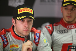 Third place Robin Frijns, Belgian Audi Club Team WRT