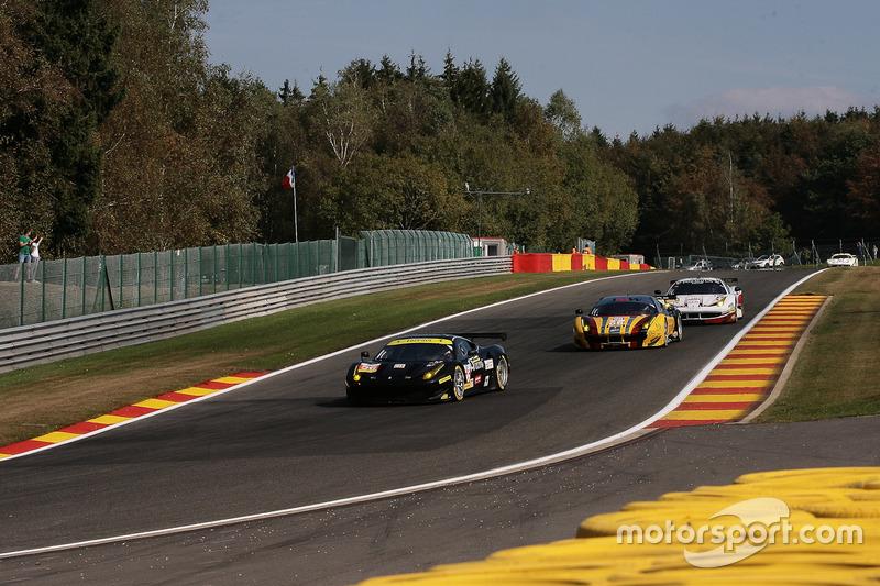 Start vom GTE Qualifying