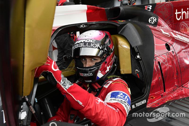 Matheo Tuscher, Rebellion Racing
