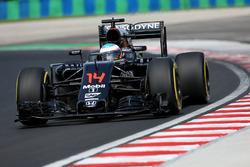 Фернандо Алонсо, McLaren Honda