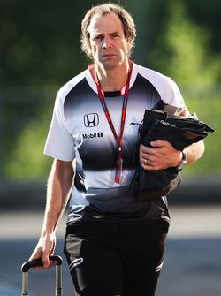 Головний гоночний інженер McLaren Chief Сіарон Пілбім
