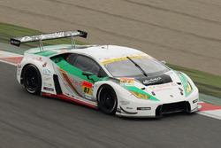 #87 JLOC Lamborghini GT3: Shinya Hosokawa, Kimiya Sato, Taiyou Iida