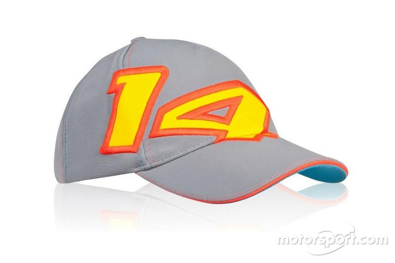 Casquette McLaren Fernando Alonso 14