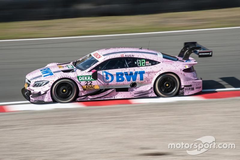 9. Lucas Auer, Mercedes-AMG Team Mücke, Mercedes-AMG C63 DTM