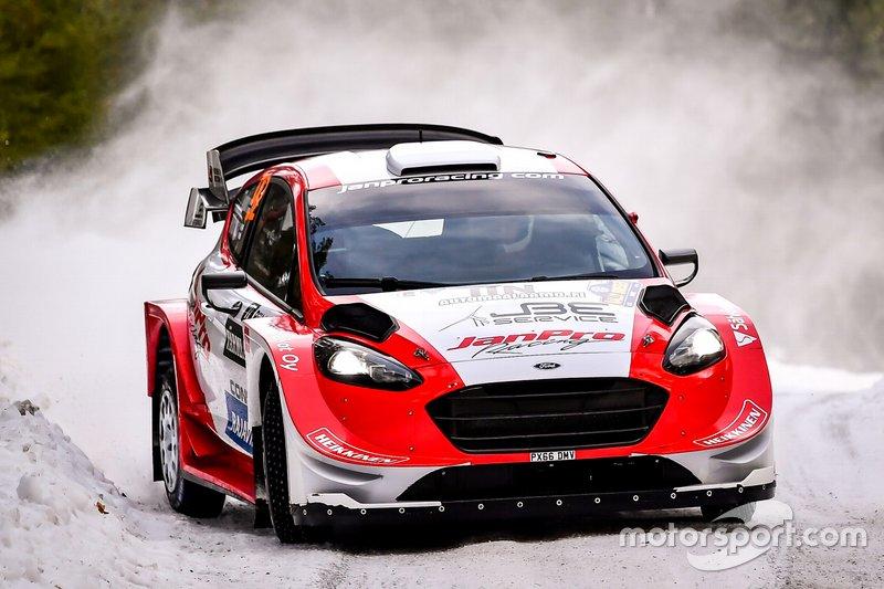 Janne Tuohino, Mikko Markkula, Ford Fiesta WRC