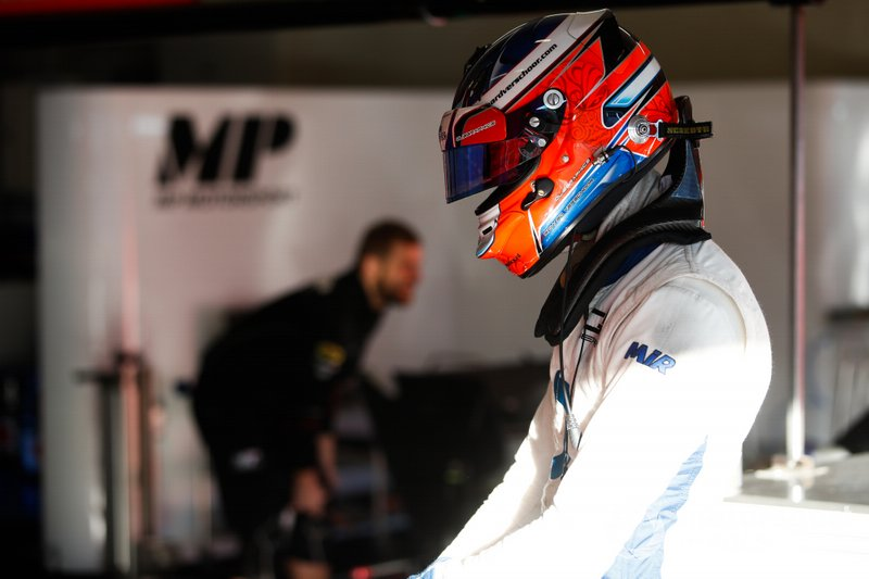 Formel-2-Test in Jerez, Februar
